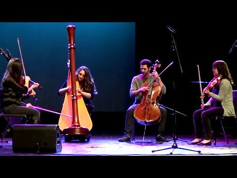 World Fiddle Ensemble - Kashmir / Superstition