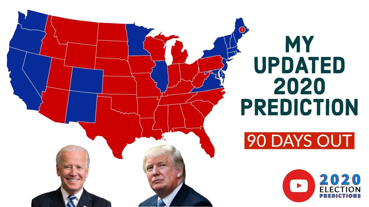 Presidential Election Prediction (*NEW and UPDATED*)