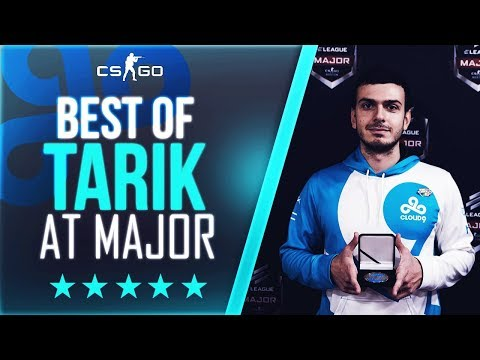 Best of TARIK at ELEAGUE Boston Major (CS:GO)