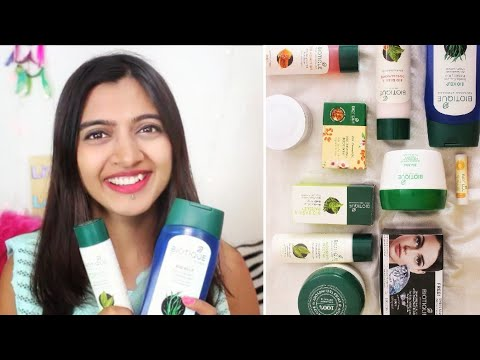 Biotique Review  - AFFORDABLE  & ORGANIC _ Hair care, Skin Care, Face Wash, Shampoo | SuperWowStyle
