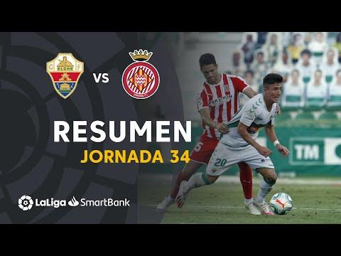 Elche Girona Goals And Highlights