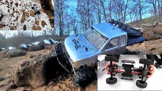 Remo Hobby 1093 ST 1/10th scale Rock Crawler