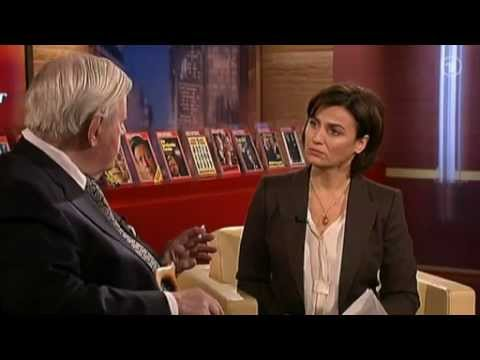 Helmut Schmidt zu Gast bei Sandra Maischberger 14.12.2010