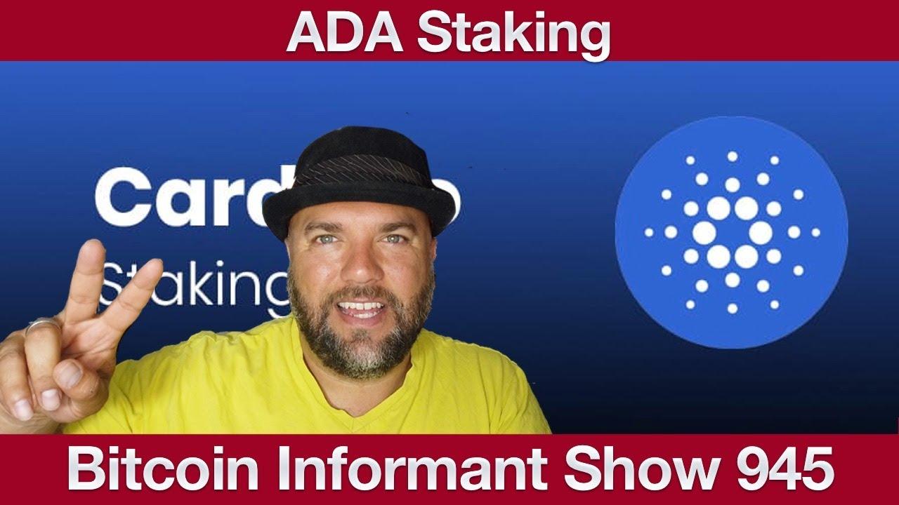 #945 Ethereum 2 0 Testnetz, 33 Prozent ADA im Staking & Master Debit Karte Gewinner