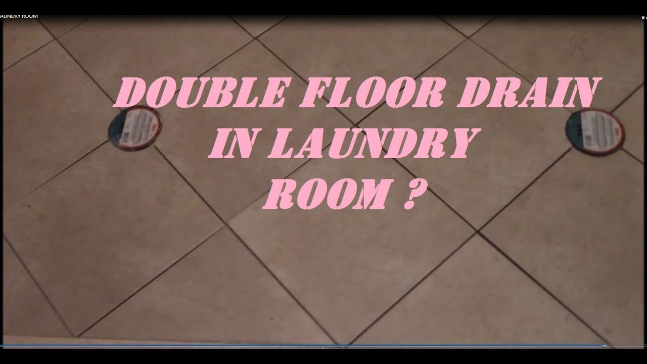 Tile Your Laundry Room Youtube
