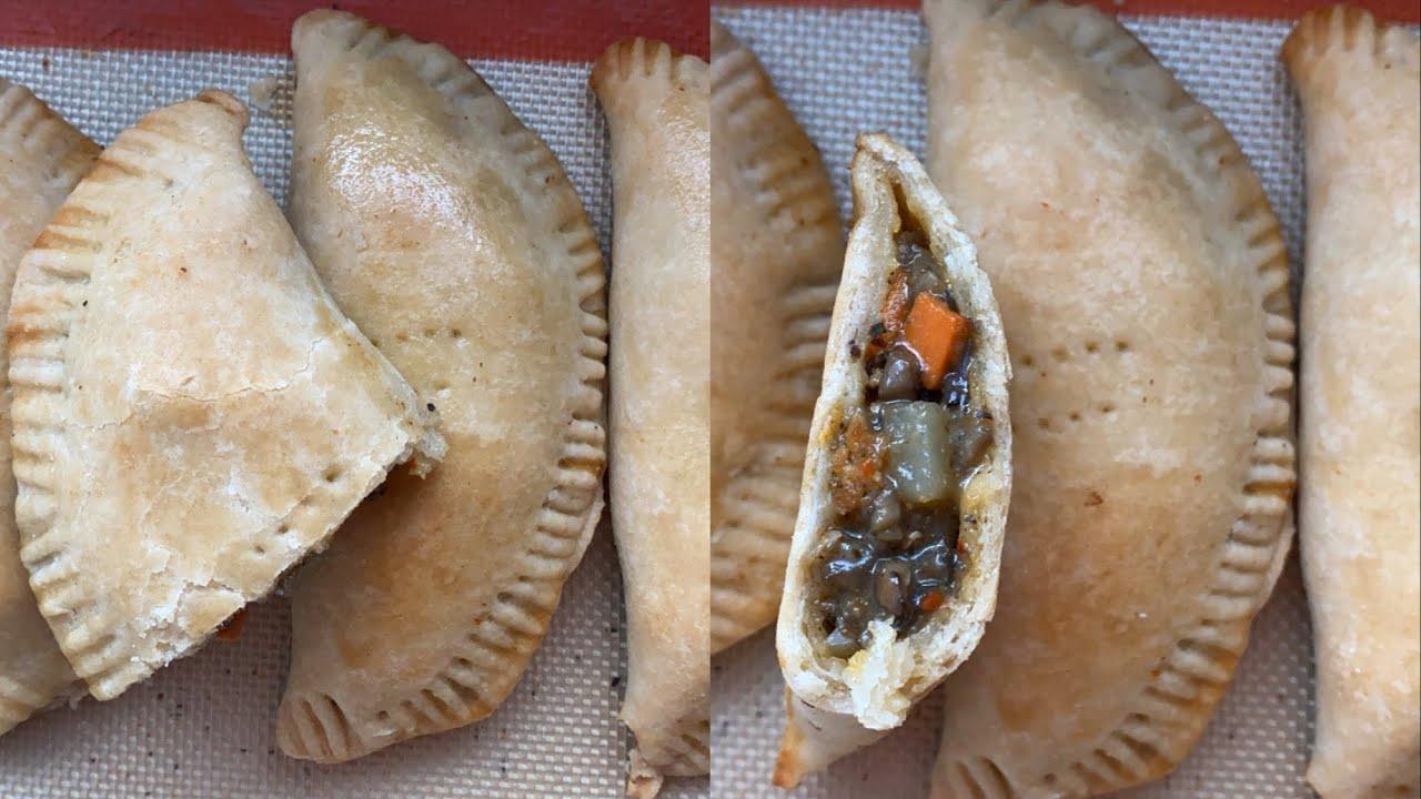 Vegan Nigerian 'Meat' Pies| Vegan African Food Recipes (Vegan meal ideas)