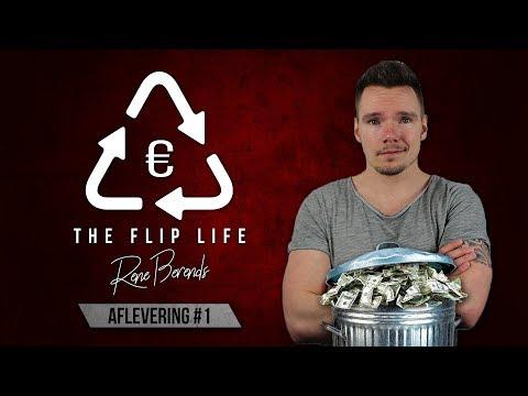 ONLINE GELD VERDIENEN? VAN €0 NAAR €1000? ? |The Flip Life #1|