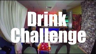 Троэ в Каноэ: Выпей Challenge.