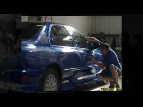 Auto Repaint