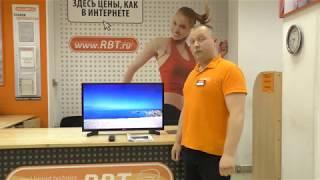 Видеообзор телевизора DOFFLER 32CH 59-T2 со специалистом от RBT.ru