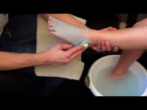 RBBE CHANNEL : Tutoriel SPA MARINE PEDICURE