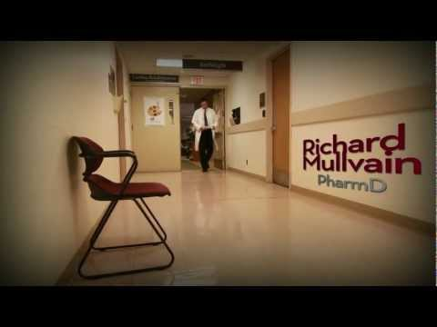 A Day in the Life of a Pharmacist - Richard Mullvain