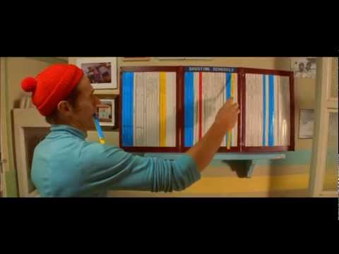 Back To Work Issues (Anderson's Life Aquatic & Devo's Gut Feeling)