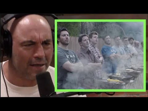 Clint August - Joe Rogan on the Gillette Toxic Masculinity Commercial. Careful Language!!!