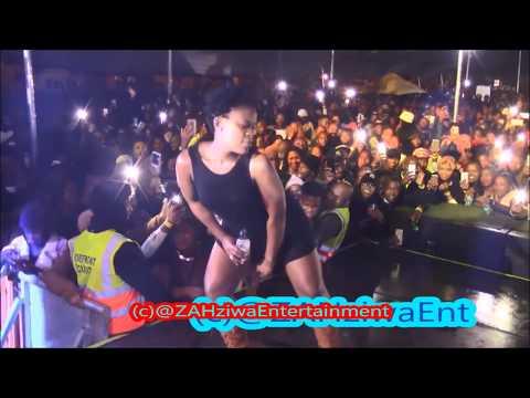 Zodwa WaBantu vs Gigi Lamayne Dance Off