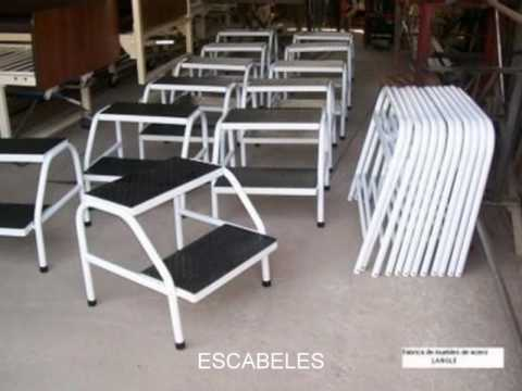 Fabricaciones de muebles clinicos y extructuras metalicas for Fabrica de muebles metalicos