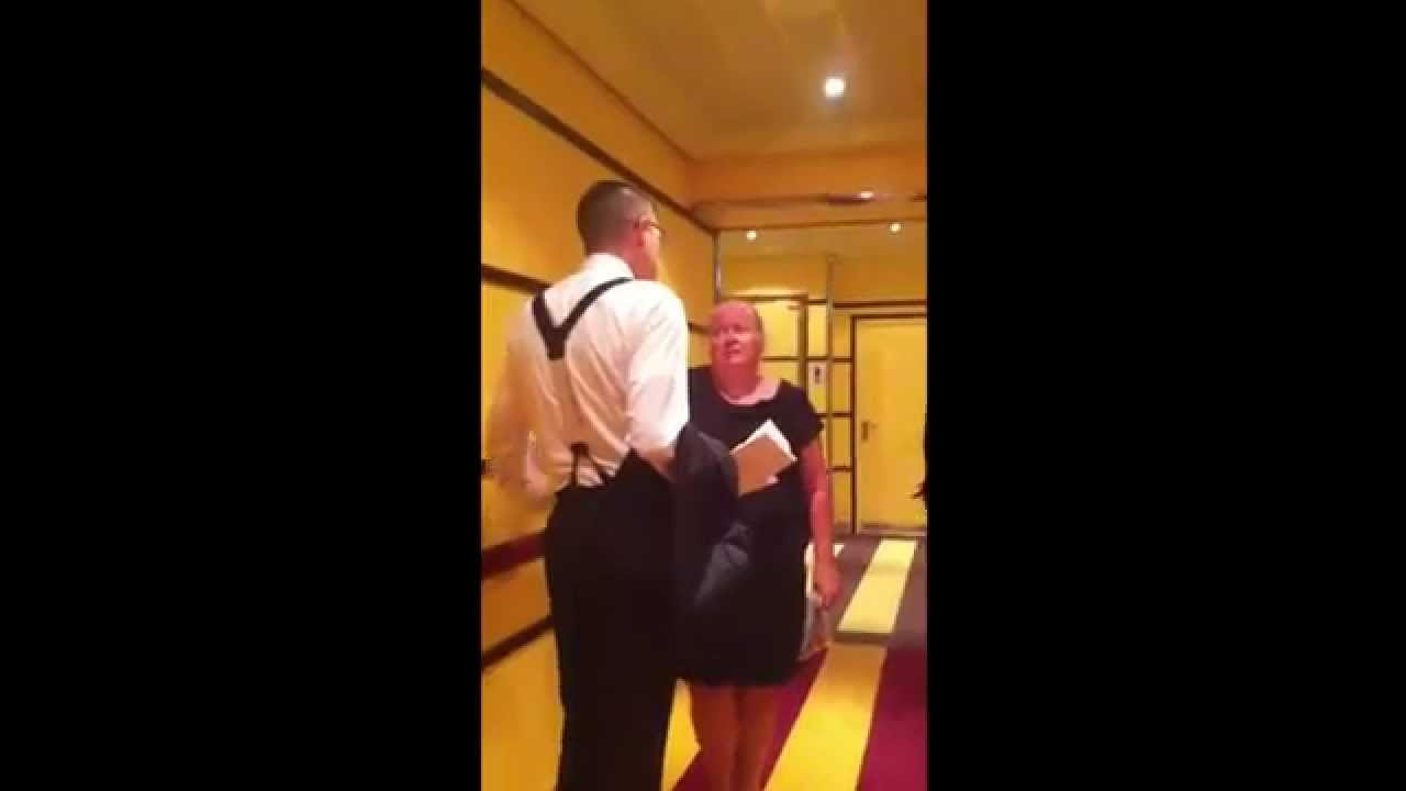 Carnival Breeze Guest Insulted At Punchliner Comedy Club YouTube - Punchliner comedy club