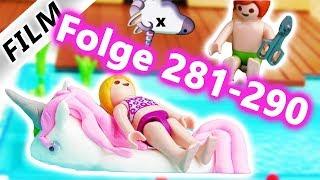 Playmobil Film Videosammlung | Folge 281-290 | Kinderserie Familie Vogel | Compilation Deutsch