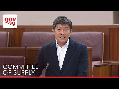 Applying learning to the real world: Min Ng Chee Meng