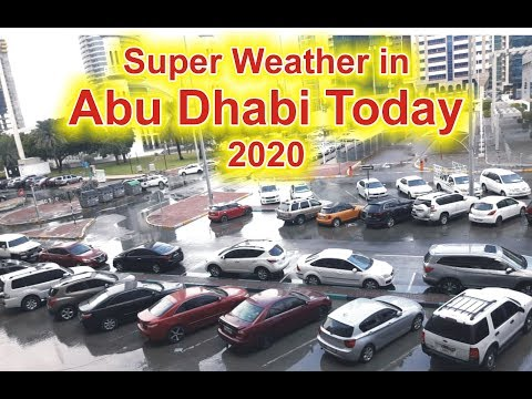 Super Weather in  Abu Dhabi Today