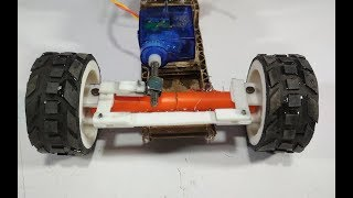 How to Modify Micro Servo as a RC Car Steering Engine