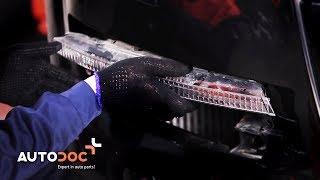 Manutenzione Audi Q7 4L - video guida