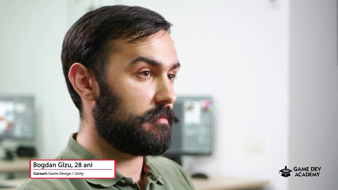 Bogdan Gizu despre experienta GameDev Academy!