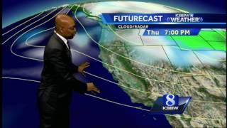Your Wednesday Morning KSBW Weather Forecast 2.22.17