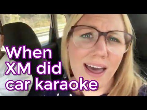 Vlog 002: XM talks car karaoke and sharing economy