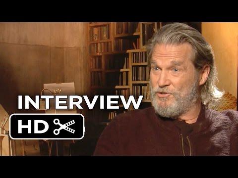 The Giver Interview - Jeff Bridges (2014) - Sci-Fi Drama HD