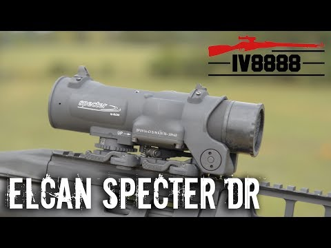 ELCAN Specter DR: Overview and Long Range Shooting