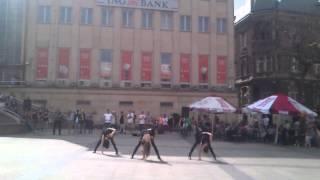 Dzień tańca Bielsko 2013r