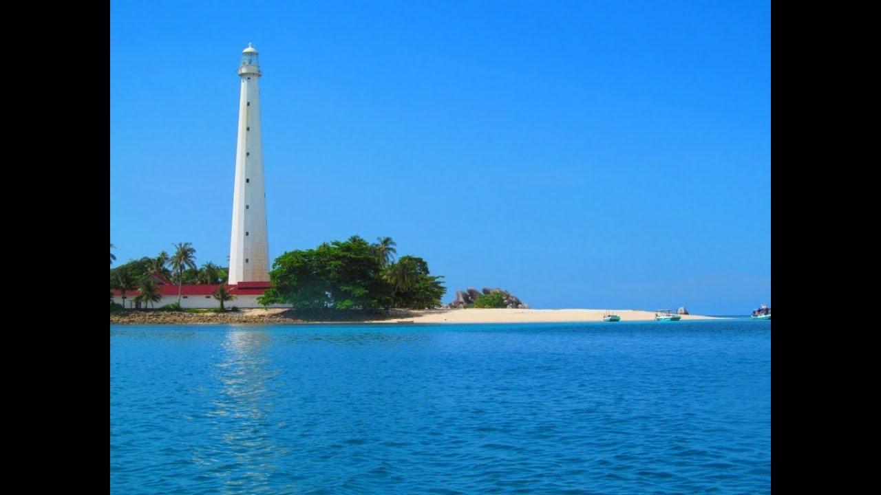 10 Wisata Alam Terbaik Di Kepulauan Bangka Belitung Go Alam