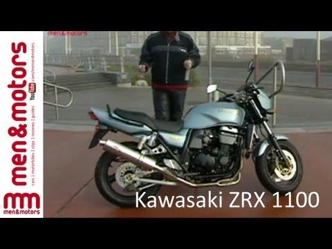 Kawasaki ZRX 1100 Review (2003)
