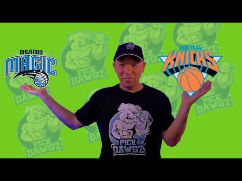New York Knicks vs Orlando Magic 3/18/21 Free NBA Pick and Prediction NBA Betting Tips