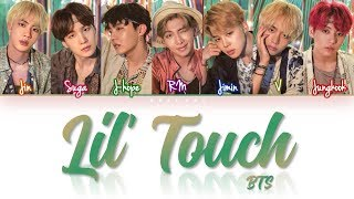 Cover images How Would BTS Sing 'Lil' Touch' by Girls' Generation-Oh!GG (Eng/Rom/Han) (FANMADE)