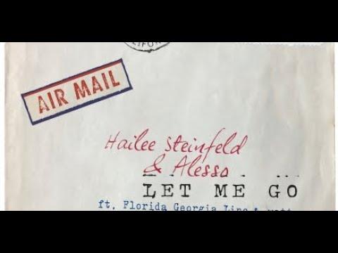 let me go hailee steinfeld lyrics