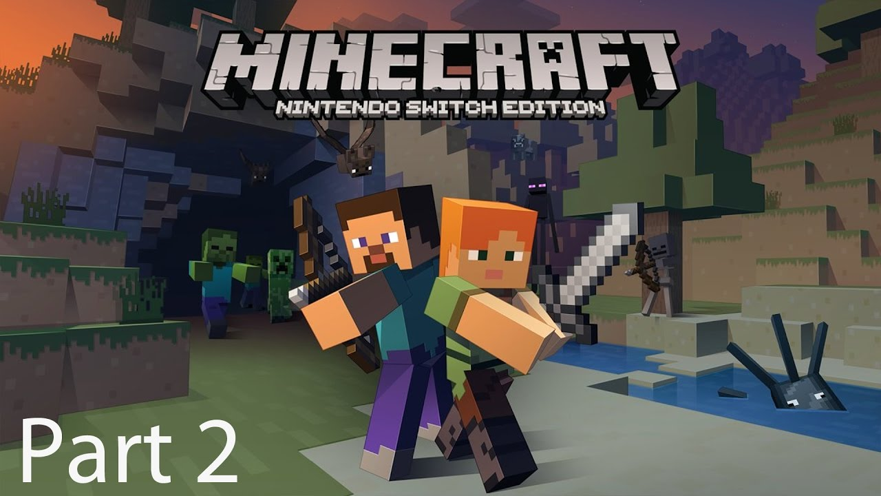 The 4 Best Minecraft Seeds for the Nintendo Switch