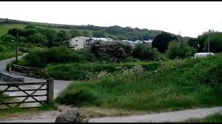 Pembrokeshire Coast Path. Freshwater East to. Saundersfoot 6/6/16