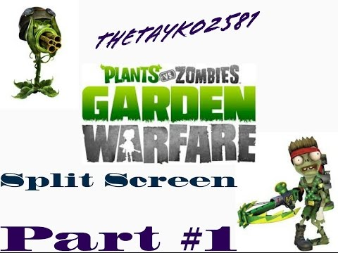Full Download Plants Vs Zombies Garden Warfare Garden Center Multiplayer Split Screen