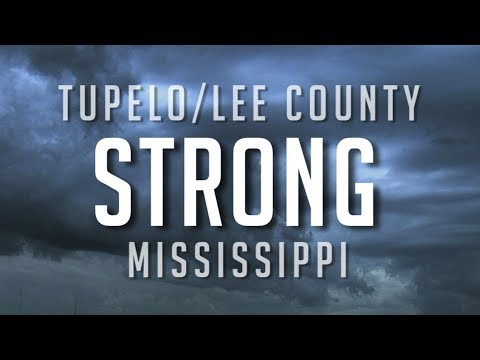 April 2014 Tornado / Tupelo & Lee County Mississippi