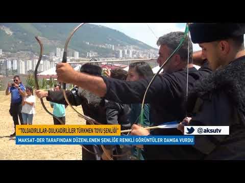 ''Tolgadırlılar-Dulkadirliler 1. Türkmen Toyu Şenliği''