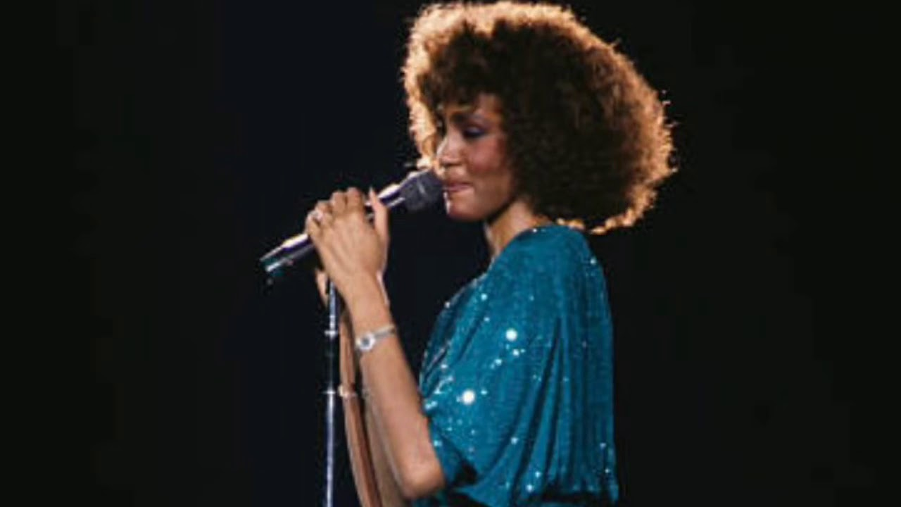 Whitney Houston - Greatest Love Of All (Live From Japan Concert. 1986) - YouTube