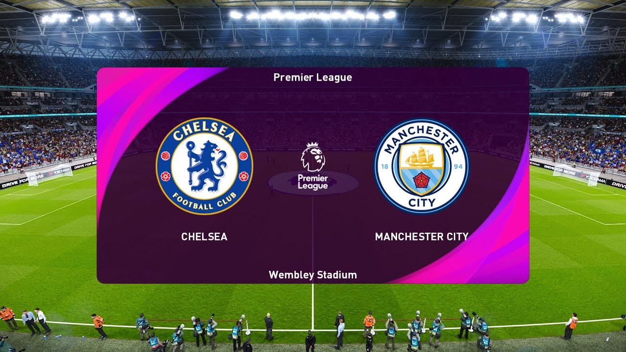 Chelsea Vs Manchester City Fa Cup Semi Final 2021 Gameplay Youtube