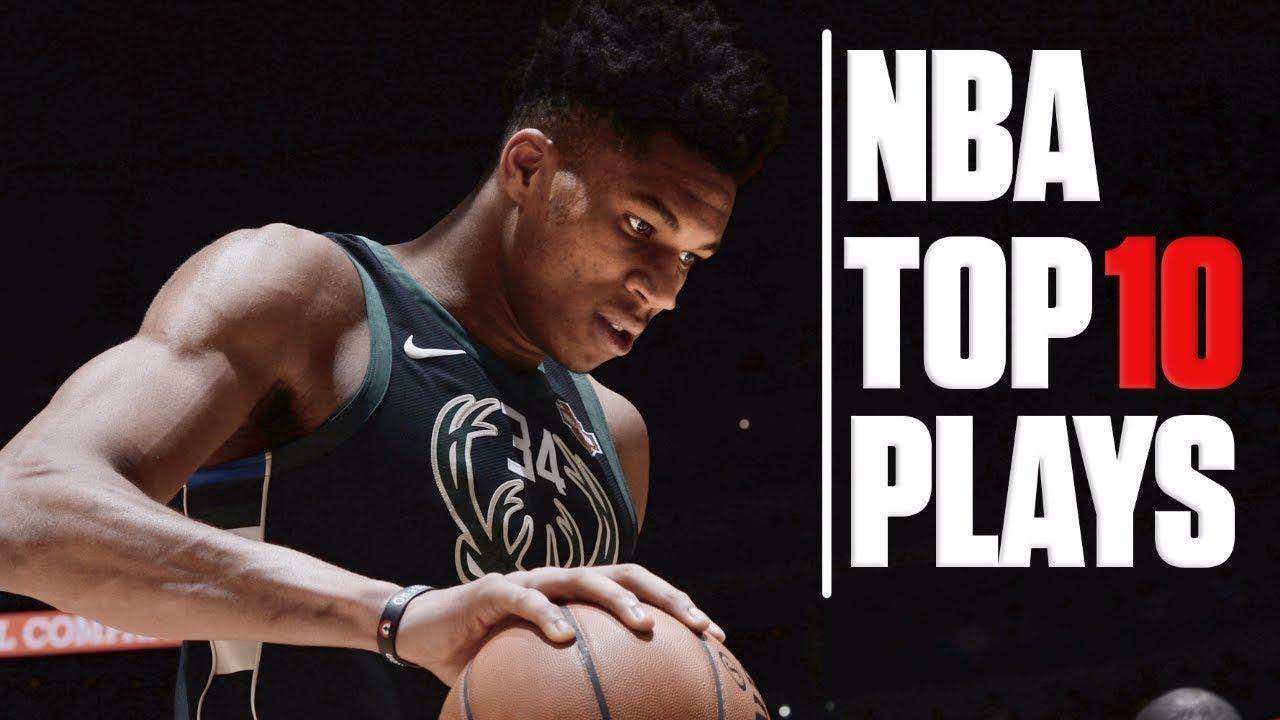NBA Top 10 Plays of Week 4   NBA Highlights