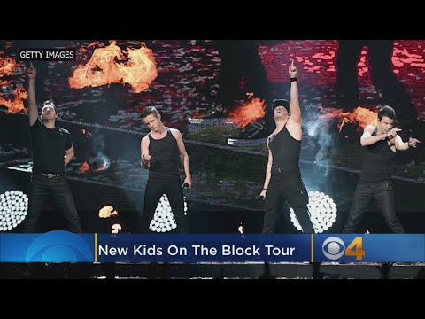 New Kids On The Block Announces Tour With Salt-N-Pepa, Tiffany, Debbie Gibson And Naughty By Nature