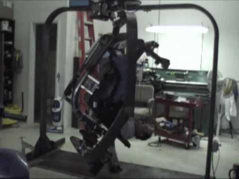 Motion Simulator Xpod Wmv Youtube