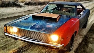 Dirt Cheap Rat Rod! 1968 Charger Buildup and Thrash - Roadkill Ep. 23 thumbnail