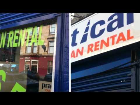Car Hire Glasgow - Van Hire Glasgow - Practical Car And Van Rental