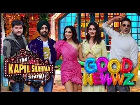 The Kapil Sharma Show - Good Newwz Part 2 | 🌟  100 Episode Special 🌟 | Akshay Kareena Diljit Kiara